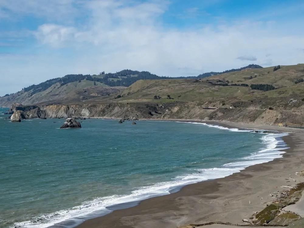 Jenner Sonoma County Beach Coastline
