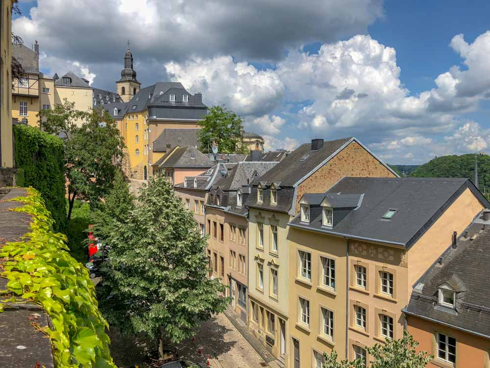 Things to do in Luxembourg: City Museum and city view