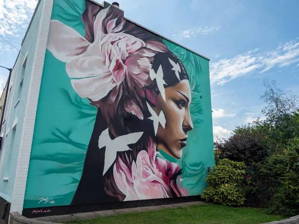 Bristol Upfest Jody Art