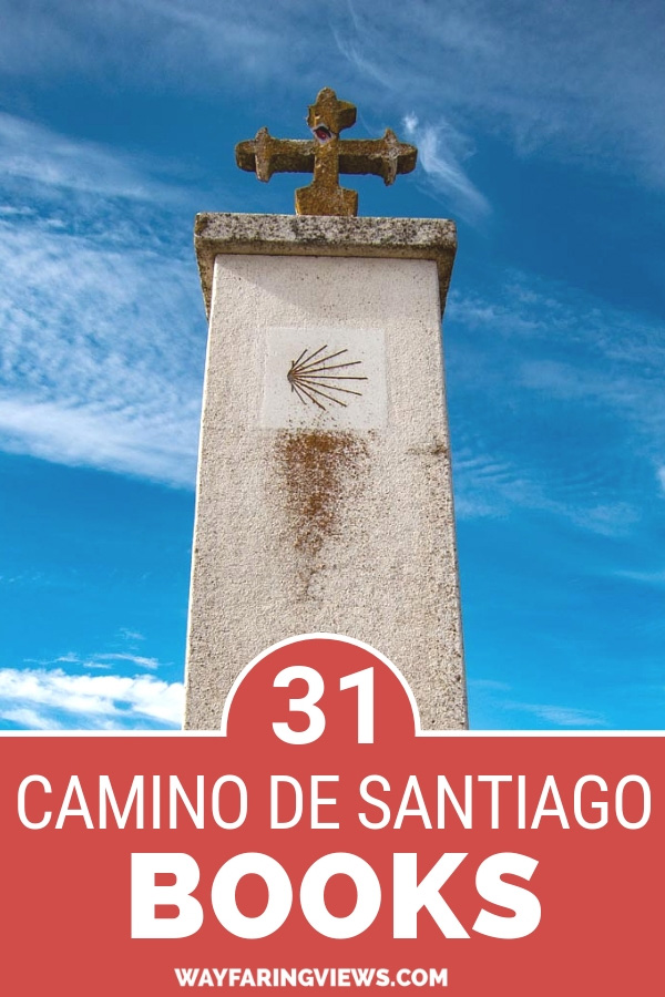 Complete book list for the Camino de Santiago in Spain