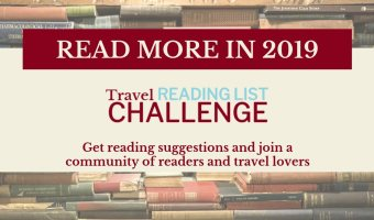 Travel Reading List Challenge image