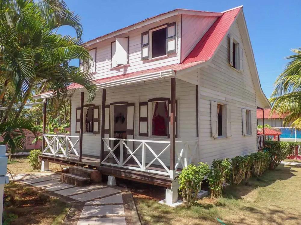 Colombia San Andrés island Casa Isleño