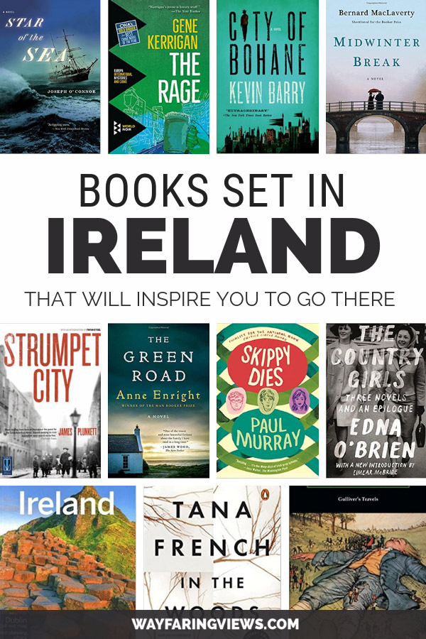 Books set in Ireland
