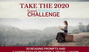 Travel Reading List challenge 2020