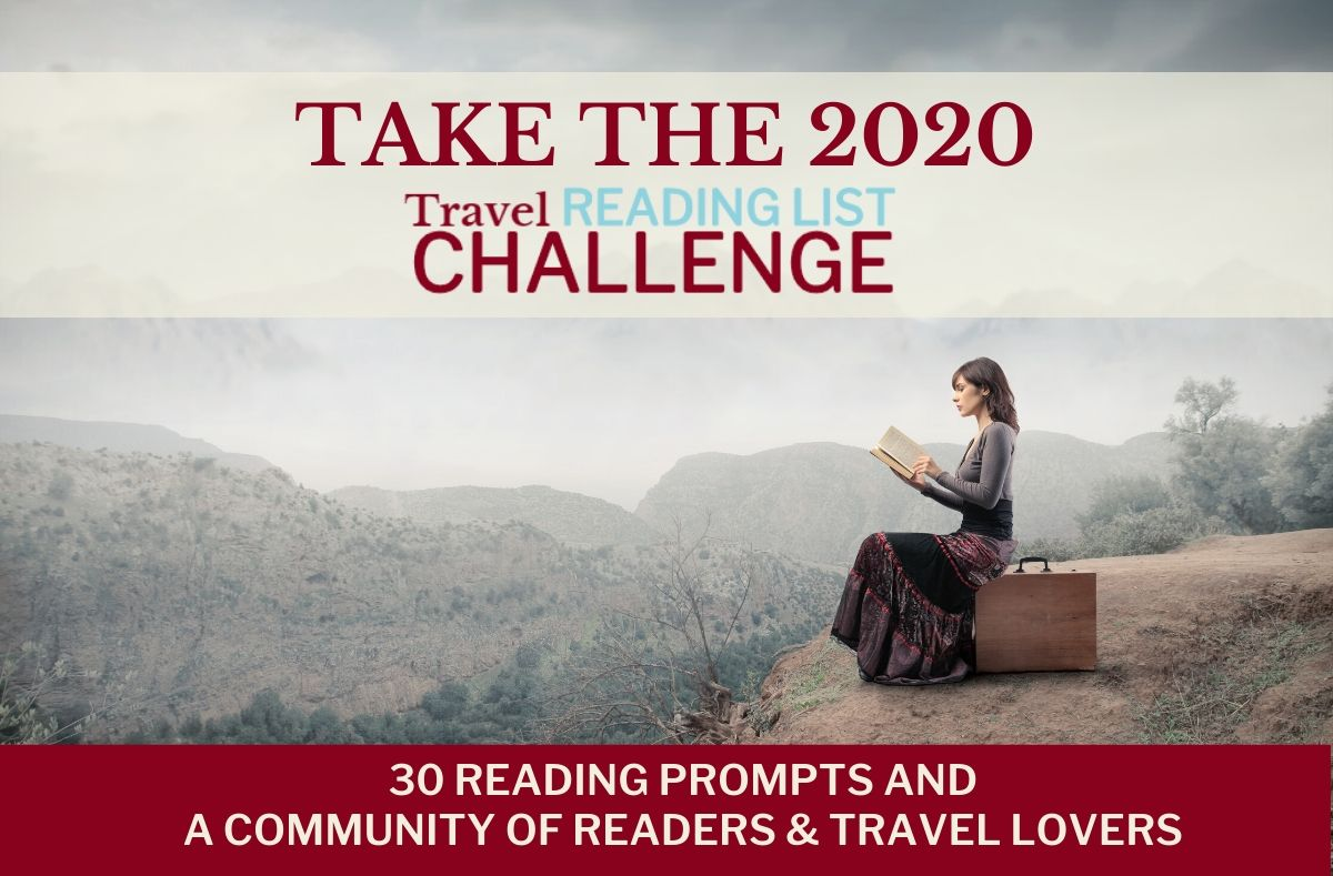 Travel Reading List challenge 2020