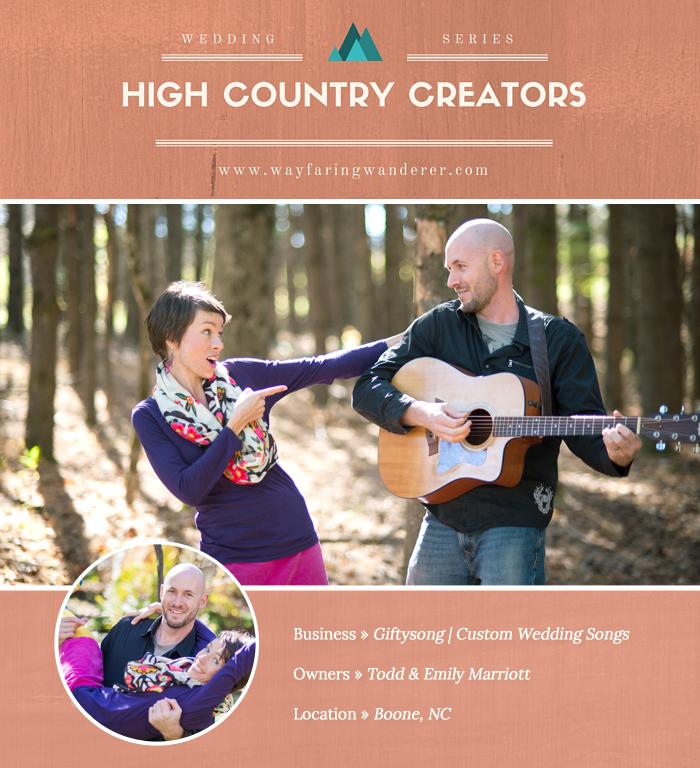 Giftysong | Custom Wedding Songs