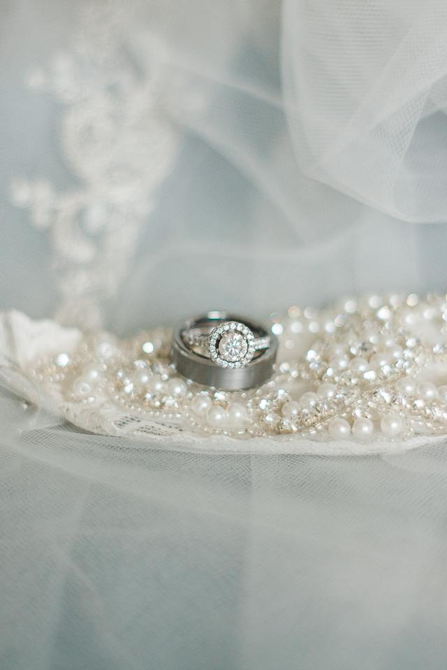 Overlook Barn Wedding Rings