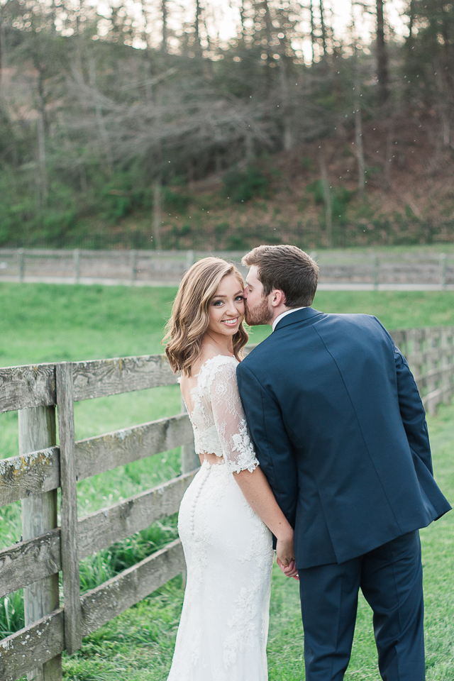 Elegant Barn Wedding Inspiration