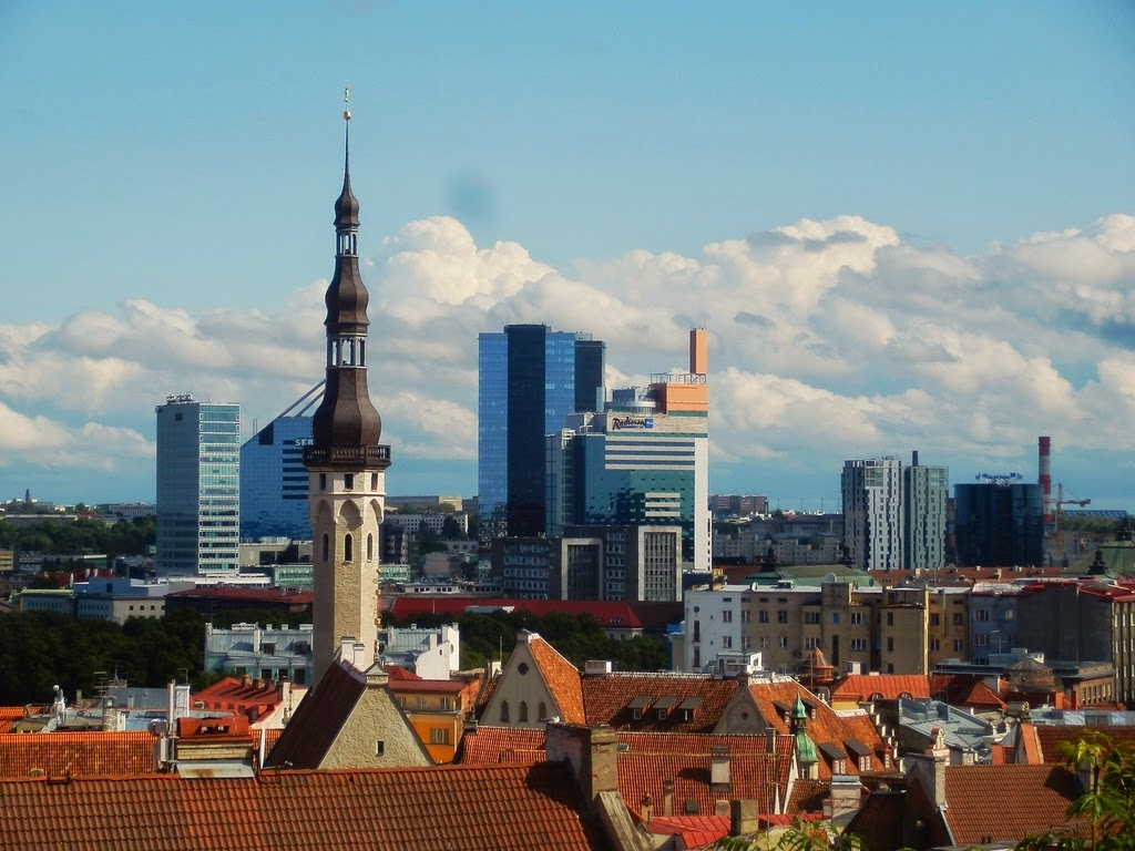 Why I would go back to Tallinn in a heartbeat