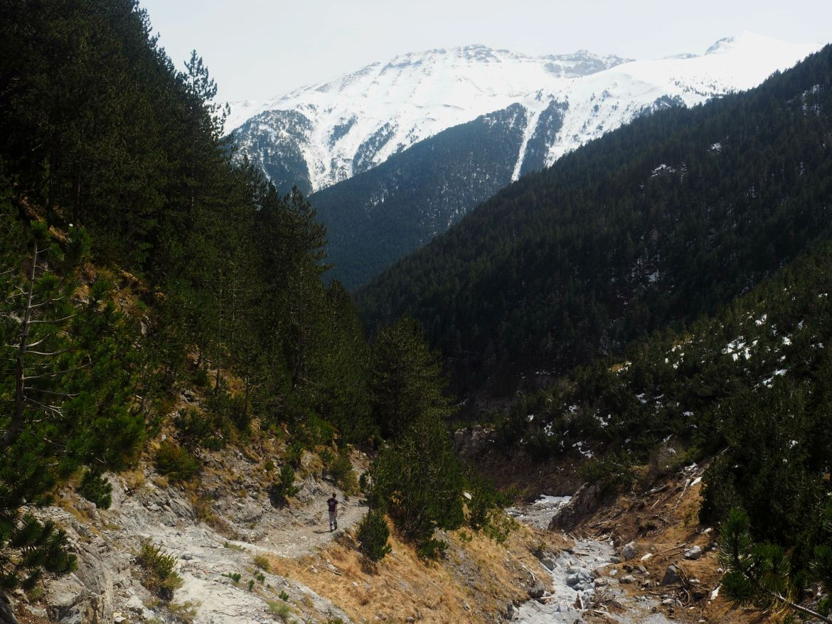 Hiking Mount Olympus: photo diary and tips