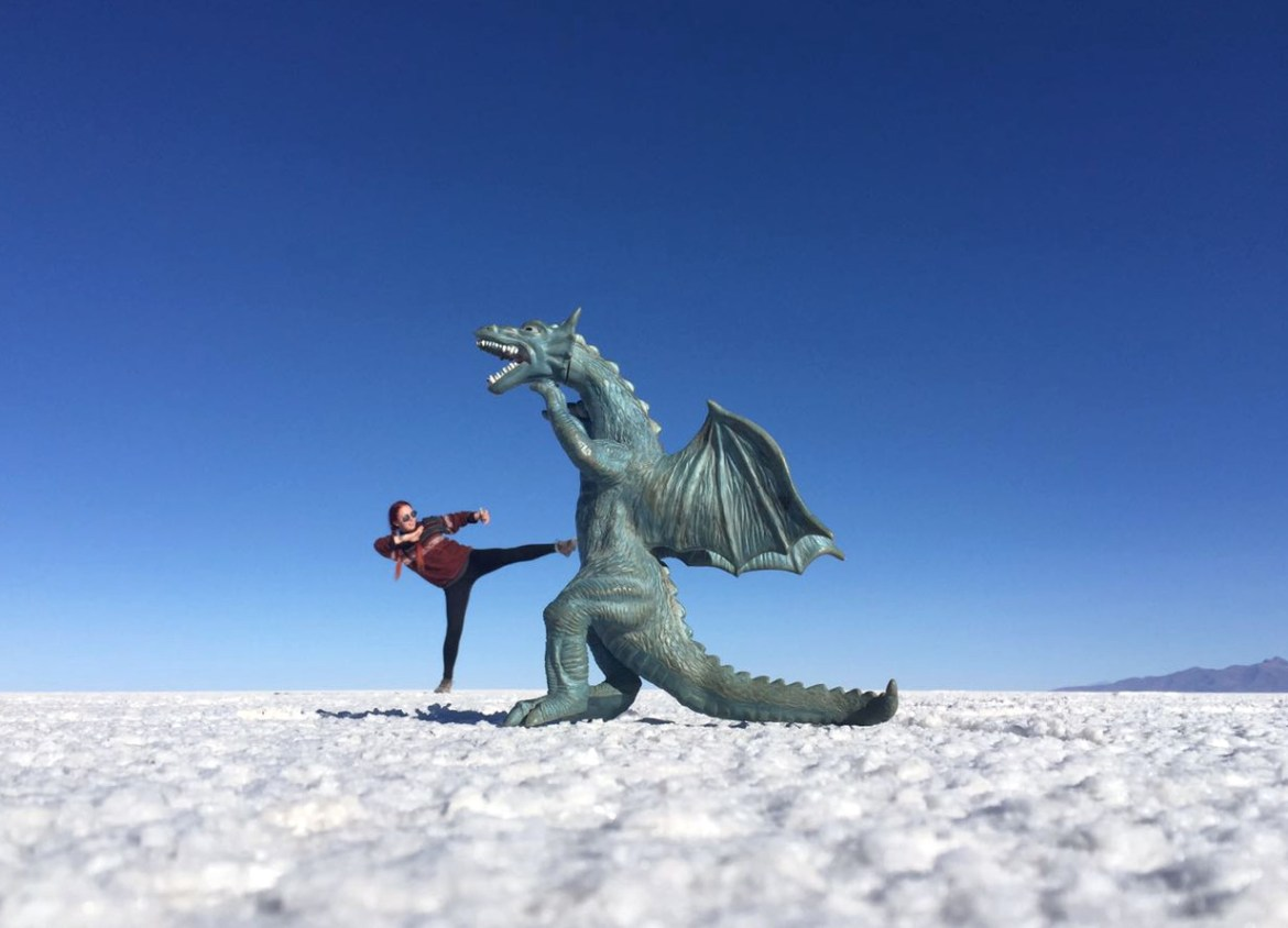 41 Pics to Prove That Salar de Uyuni Is Ridiculously Photogenic