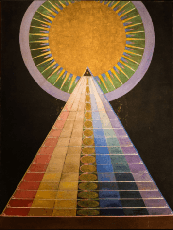 Hilma af Klint, Altarpiece No. 1, Group X