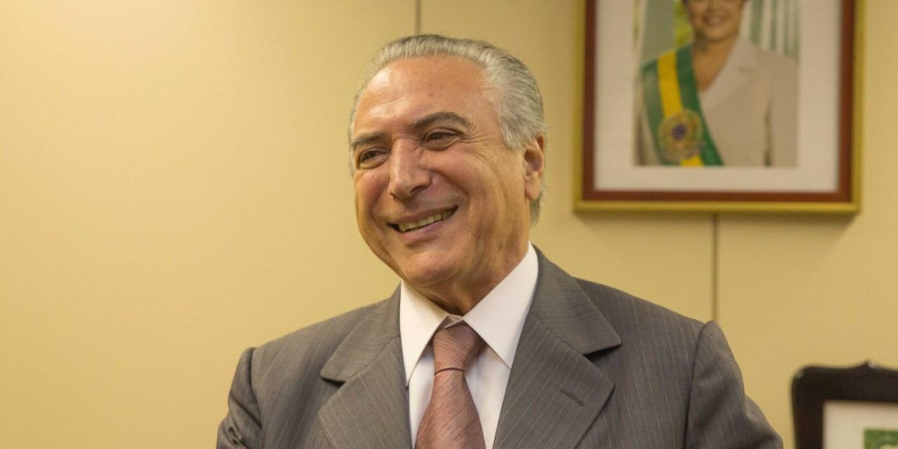 "De TEMER: a 72 horas del ""golpe blando"" a Dilma"