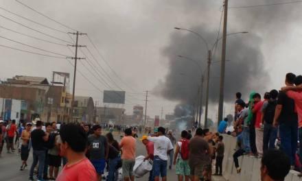 6 hechos sobre la protesta contra el peaje de Puente Piedra que la prensa no dice