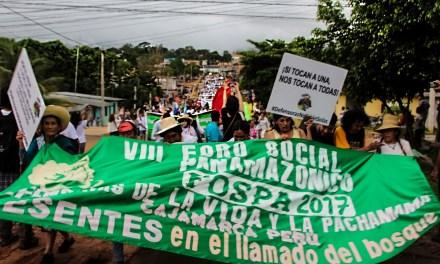 El llamado del bosque ocurrió en Tarapoto