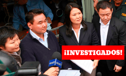 Secreto bancario de Kenji, Hiro y Sachie en la mira de la Fiscalía