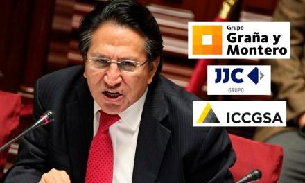 Odebrecht: Socios peruanos dieron $15 millones para coima de Toledo