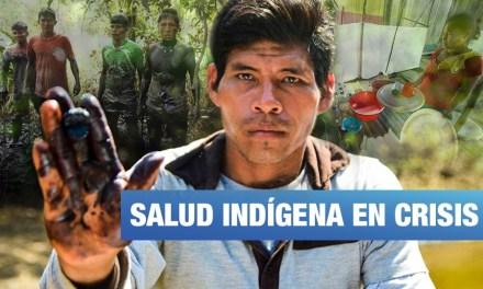 MINSA se niega a vigilar atención médica de pueblos indígenas por derrame de petróleo