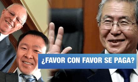 Abstenciones fujimoristas revelan división en Fuerza Popular e indulto a Fujimori