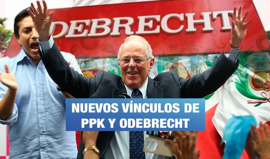 UIF revela que PPK y sus empresas recibieron más de US$ 3 millones de Odebrecht