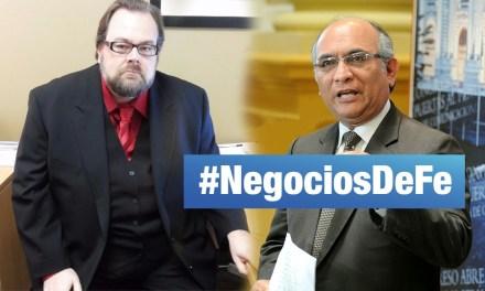 Supremacista Stephen Guschov financió campaña electoral del pastor Julio Rosas