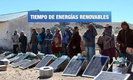 Energías renovables ya: conoce la clave que permitirá al Perú cumplir con el Acuerdo de París