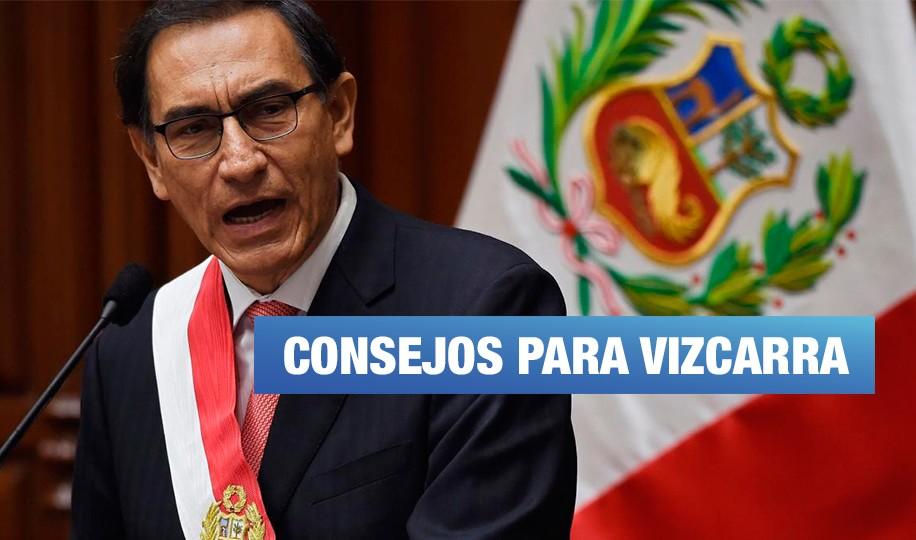 Presidente Vizcarra: Estos son sus retos económicos (con algunos consejos para afrontarlos)