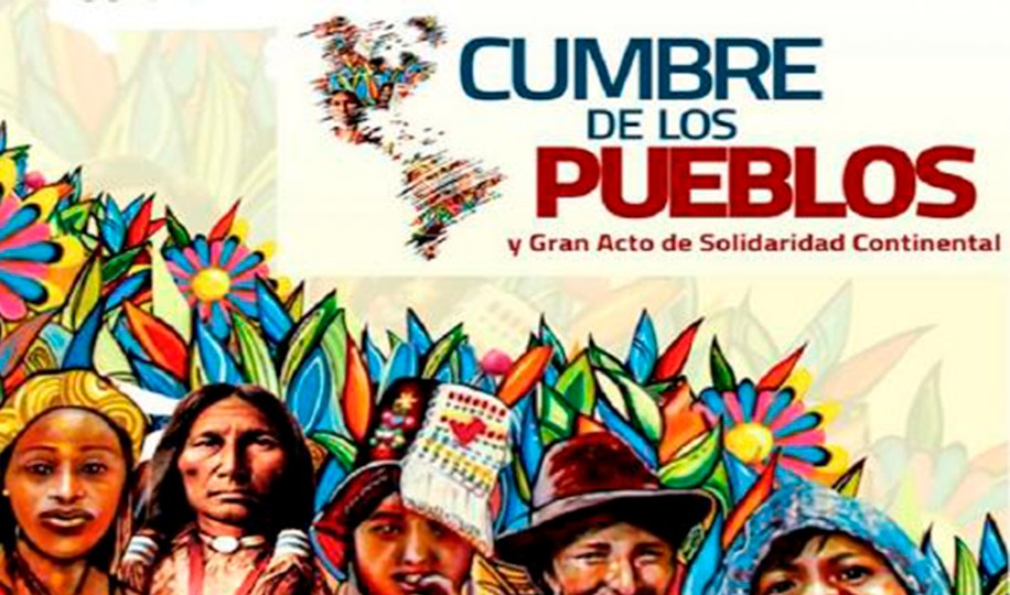Cumbre de los Pueblos llega a Lima