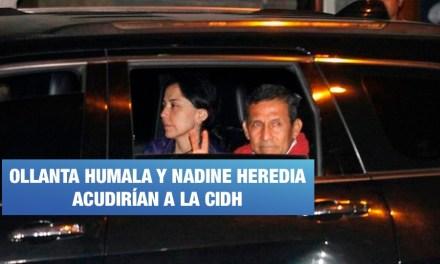 Ollanta Humala y Nadine Heredia abandonaron su casa tras orden judicial