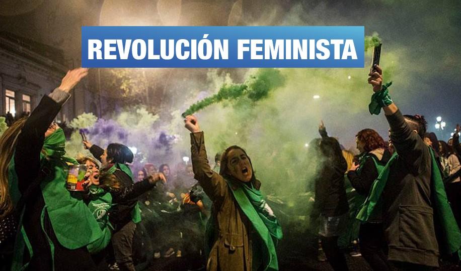 Argentina feminista: Marcha por la legalización del aborto fue masiva