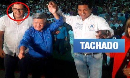 Elecciones 2018: JEE tacha candidato de Alianza Para el Progreso a regidor