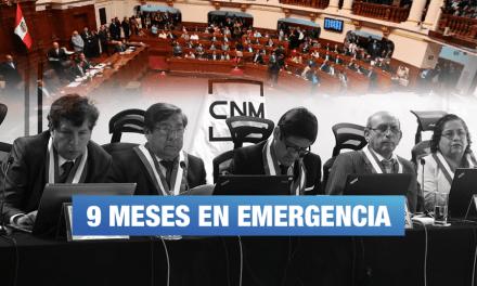 ¿Qué aprobó el Congreso como reforma del CNM?