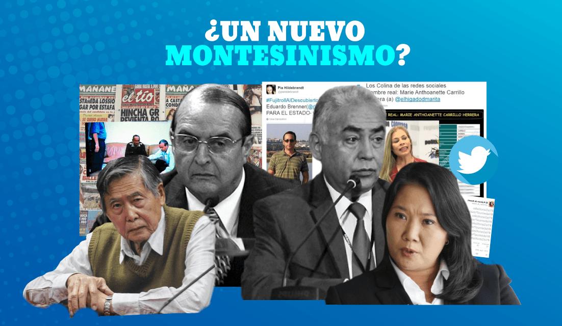 ¿Qué tiene en común Montesinos y Walter Jibaja?