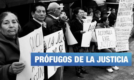 Accomarca: Aún están prófugos militares sentenciados como autores de la masacre