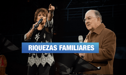 Iglesia Agua Viva: Policía investiga 218 propiedades de hijos y familiares de líderes
