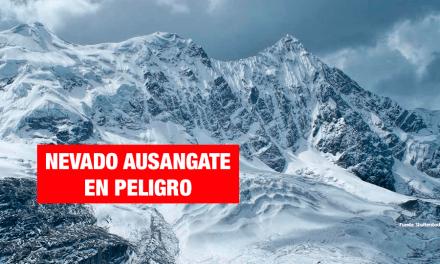 Piden a Gobierno agilizar creación de área de conservación que preserve nevado y agua para comunidades