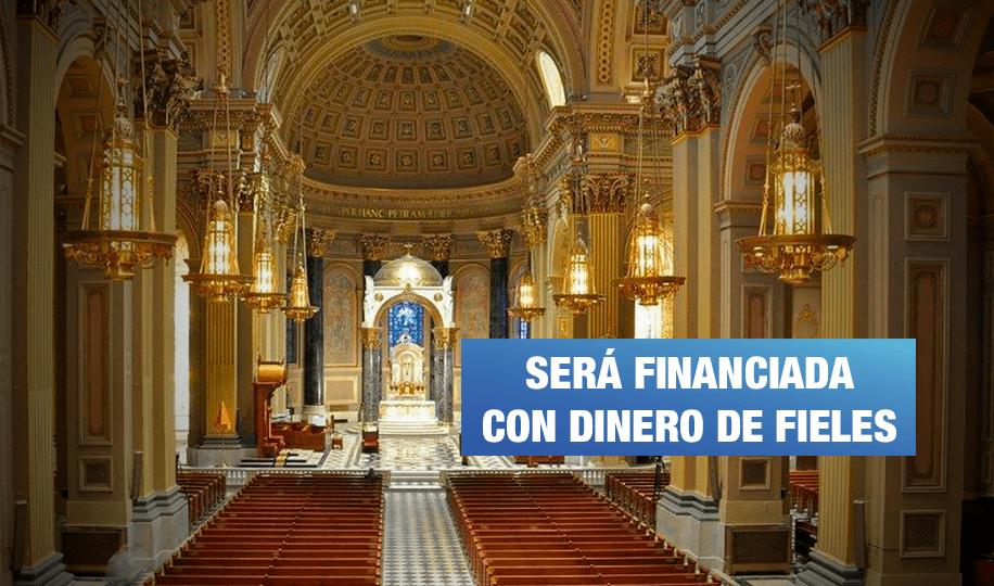 Argentina: Iglesia Católica renuncia a dinero público