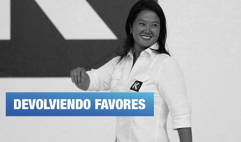 Korrupción: Keiko y sus vínculos con la agroindustria, por Pedro Francke