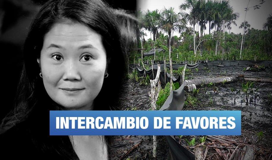 Korrupción: Keiko con la más sucia de las petroleras, por Pedro Francke
