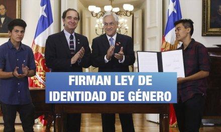Chile ya tiene ley que permite que personas trans cambien nombre y sexo en documentos