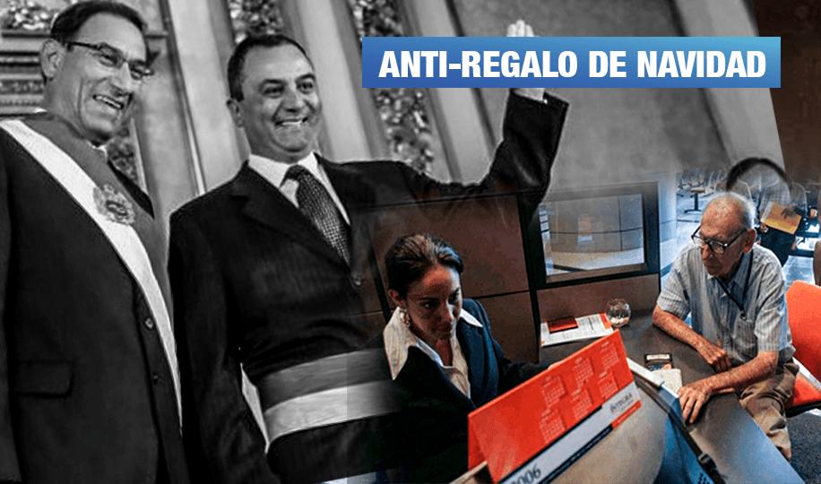 Oliva defiende AFPs contra los trabajadores, por Pedro Francke