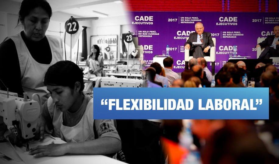 El debate Post-Cade: ¿Ante menos empleos, despidos más fáciles?, por Pedro Francke