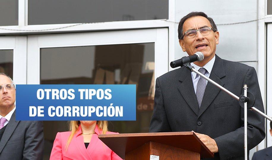 La corrupción que Vizcarra no combate, por Mirtha Vásquez
