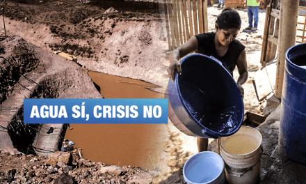 Emergencia por el agua ¿por qué solo en Lima?, por Amanda Meza
