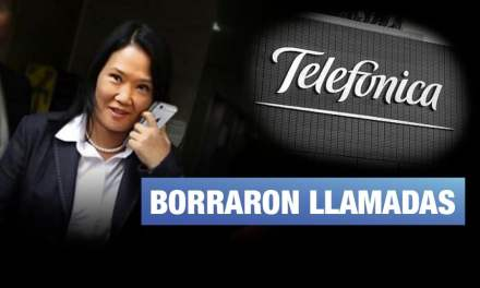 Telefónica ocultó información sobre caso Keiko, según revela trabajadora