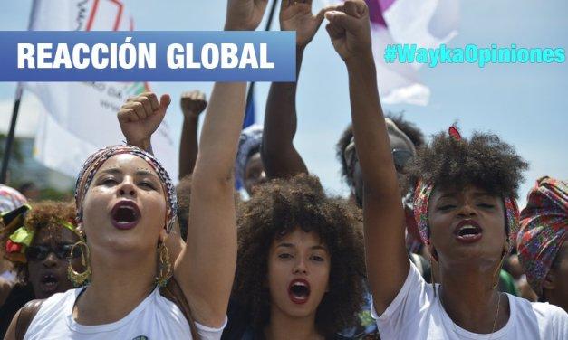 Después de la elección de líderes misóginos, las mujeres se levantan, por Fabiola Carrión