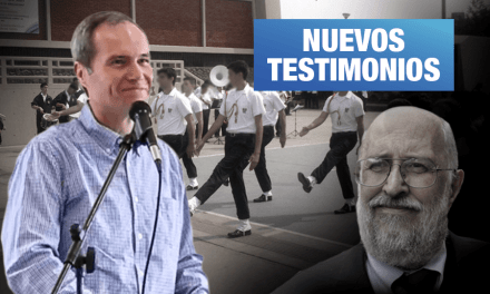 Padres de familia revelan más detalles del exsodálite  Alfredo Draxl
