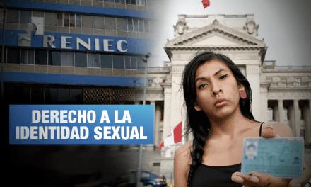 Reniec: 172 demandas para cambiar de género y nombre en DNI a nivel nacional
