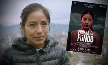 Atletismo peruano en la pantalla grande, por Mónica Delgado