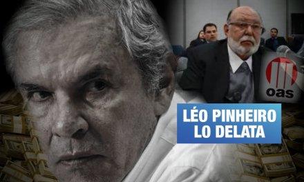 OAS: Exdirector revela que Castañeda recibió US$ 100 mil para campaña de 2014